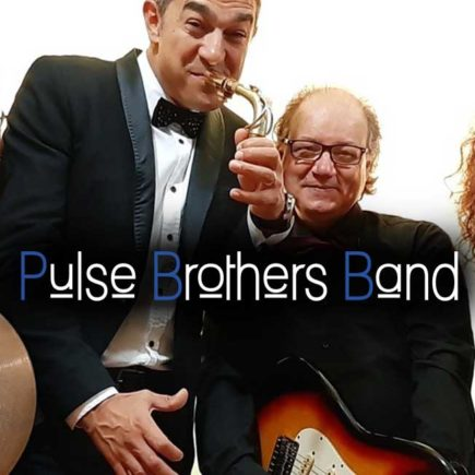 L'immagine ritrae il gruppo musicale Pulse Brothers Band
